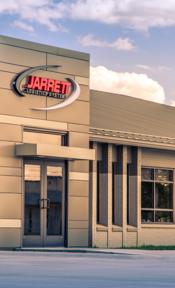 Jarrett Logistics Systems Facility