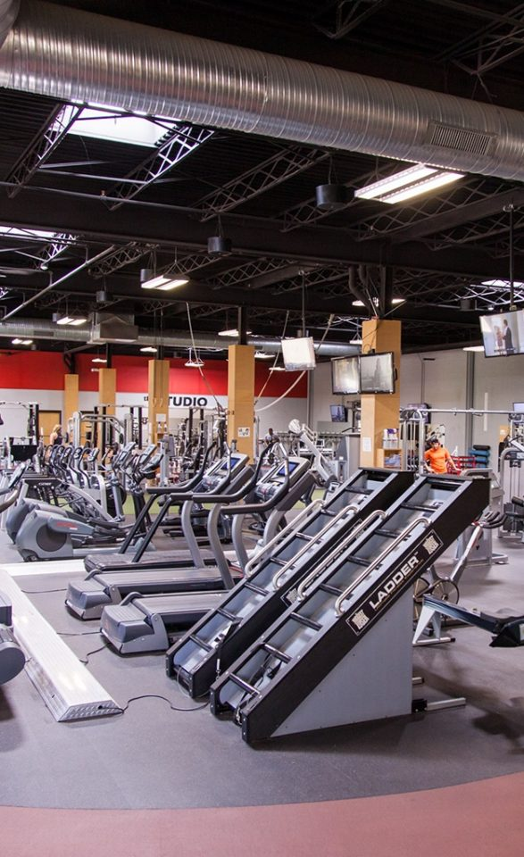 Jarret Companies Wellness Program makes use of Zephyrs Fitness Facility