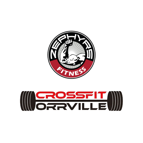 Zephyrs Fitness and CrossFit Orrville Logos